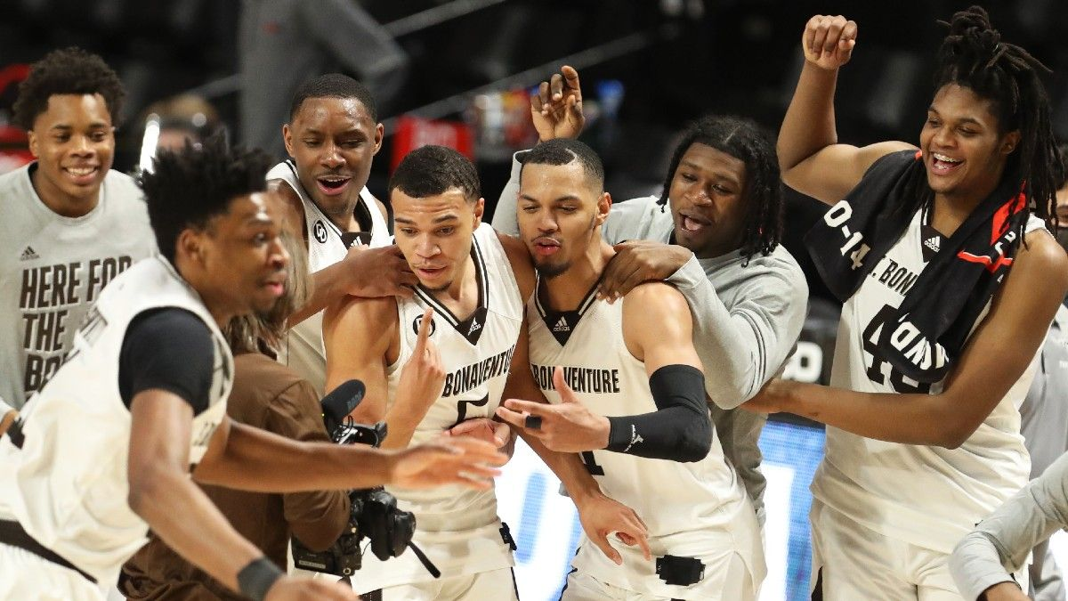 College Basketball Odds & Pick for VCU vs. St. Bonaventure: How to Bet the Atlantic 10 Tournament Championship (Sunday, March 14) article feature image