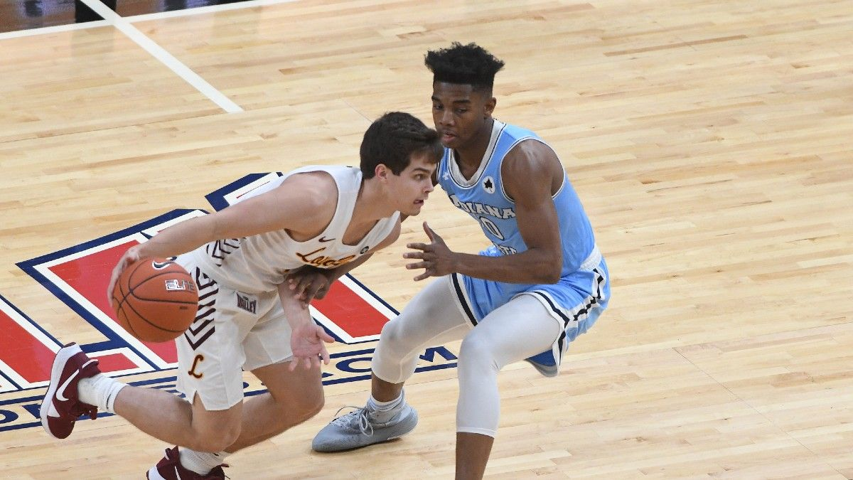 Sunday Missouri Valley Conference Championship Odds & Pick for Drake vs. Loyola Chicago (March 7) article feature image