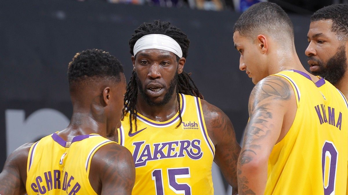 NBA Odds & Picks for Lakers vs. Pelicans: Sharp Bettors Taking The Under article feature image