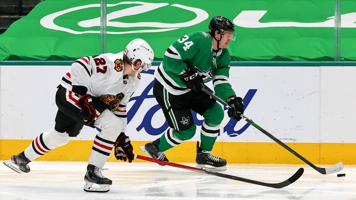 NHL Odds & Pick for Blackhawks vs. Stars: Repeat Performance in Store for Dallas (Thursday, March 11) article feature image