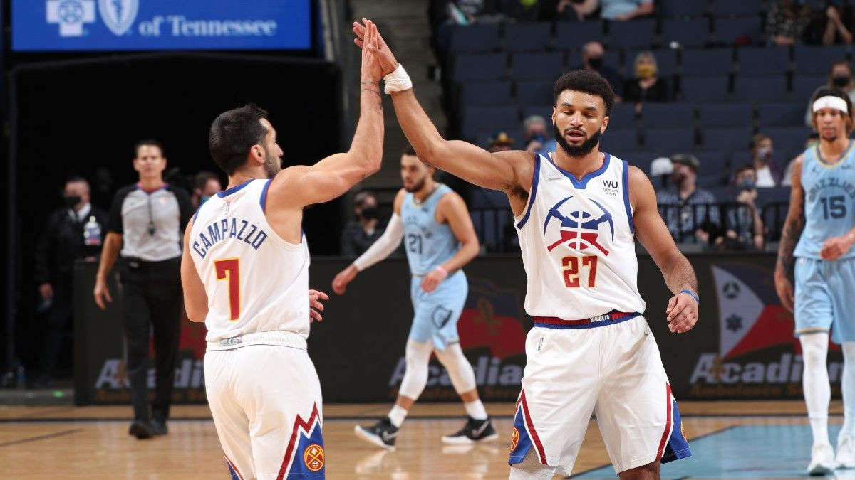 NBA Odds & Picks: Best Bets for Saturday Night, Including Bucks-Wizards & Mavericks-Nuggets (March 13) article feature image