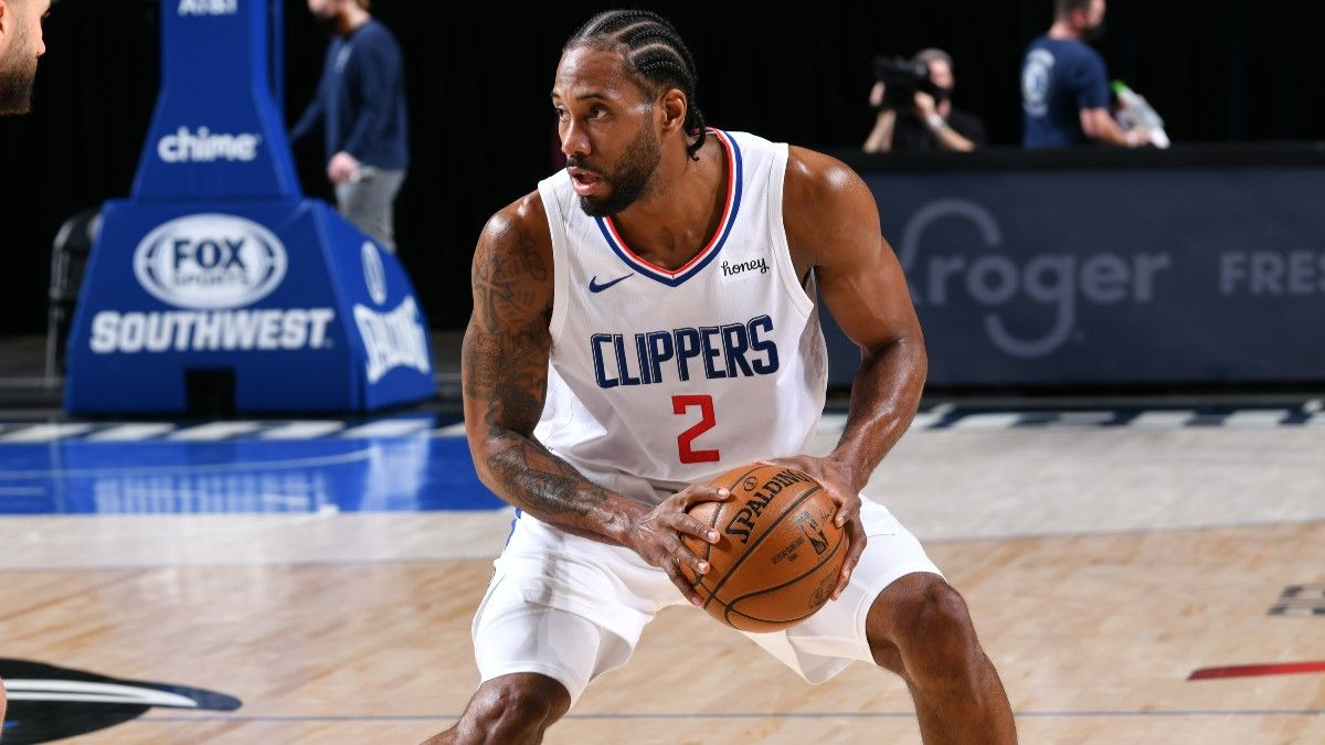 Saturday's NBA Player Prop Bets, Picks: Target Clippers' Stars Kawhi and George (March 20) article feature image