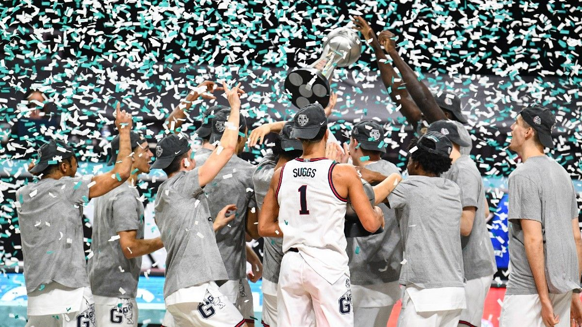 Odds to Win the 2021 NCAA Tournament: Is Your Sportsbook Giving You a Fair Price? article feature image