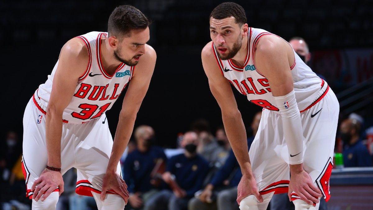 NBA Best Bets Odds & Picks: Our Picks for Bulls-Pistons, Raptors-Cavaliers (Sunday, March 21) article feature image