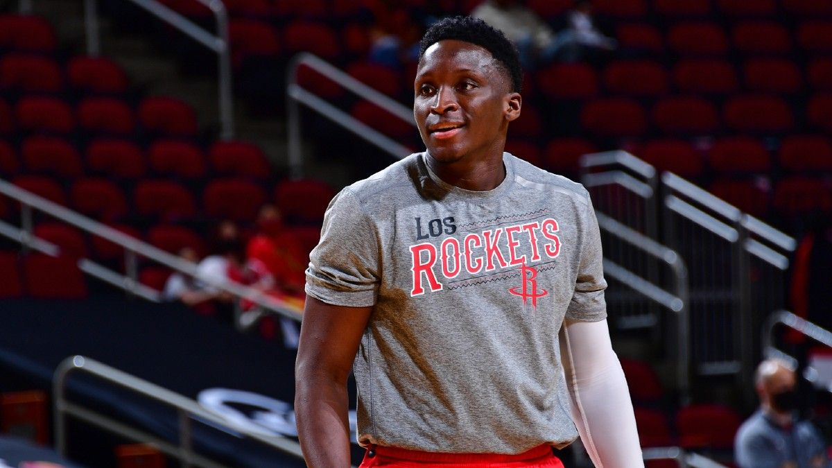 How Victor Oladipo's Trade to the Miami Heat Impacts NBA Title Odds article feature image