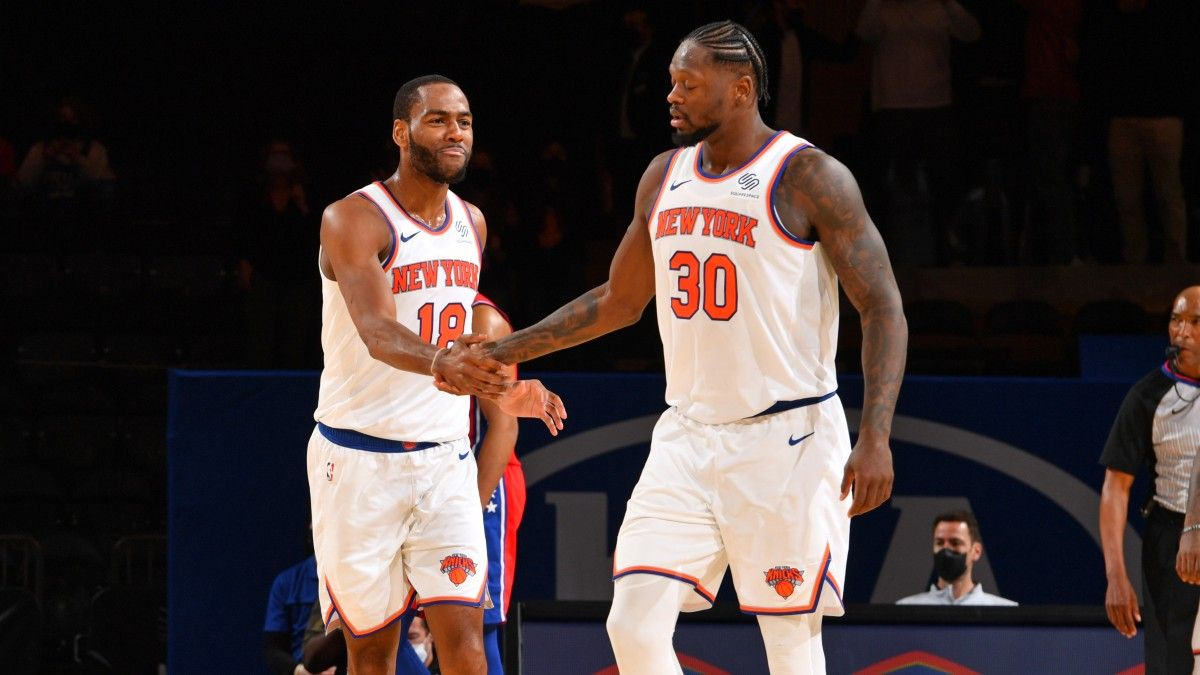 NBA Odds, Picks, Predictions: Wizards vs. Knicks a Battle of Contrasting Styles (March 25) article feature image
