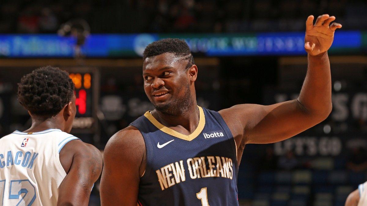 Mavericks vs. Pelicans Odds, Picks, Predictions: Zion Will Dominate Inside (Saturday, March 27) article feature image