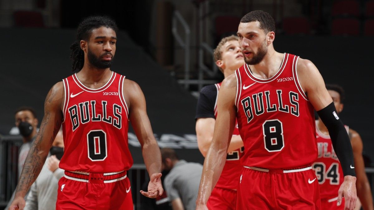NBA Odds, Picks, Betting Predictions: Our Favorite Saturday Bets, Including Bulls vs. Spurs (March 27) article feature image