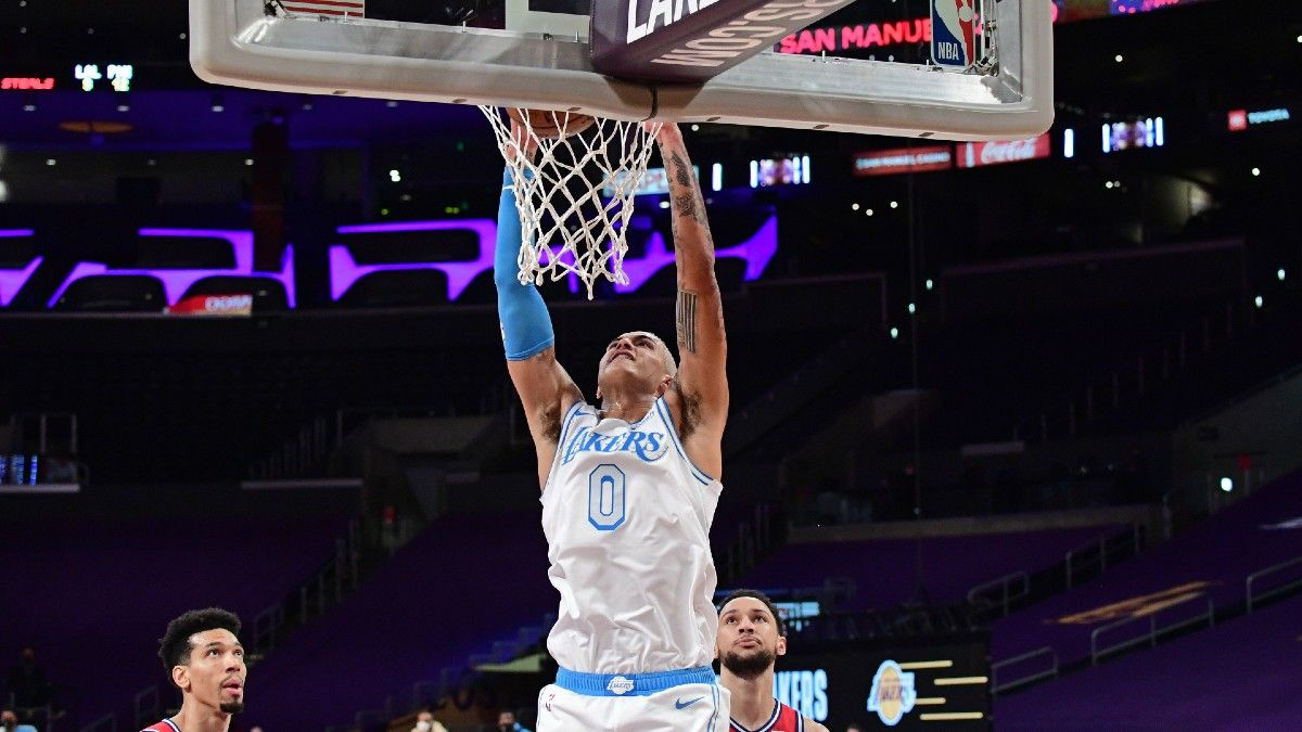 NBA Props To Bet Sunday: Aaron Gordon, Kyle Kuzma, More article feature image