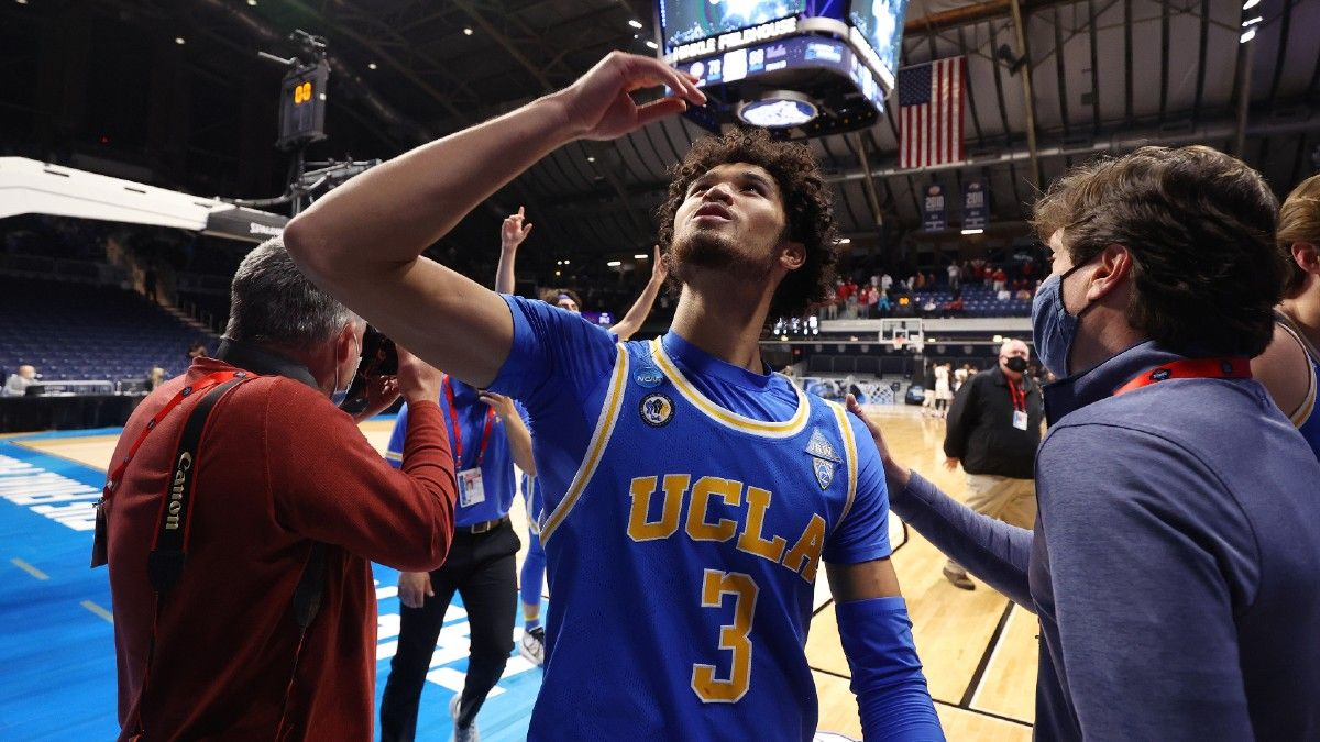 March Madness Elite 8 Player Props: The Bets To Make for Gonzaga vs. USC & Michigan vs. UCLA article feature image