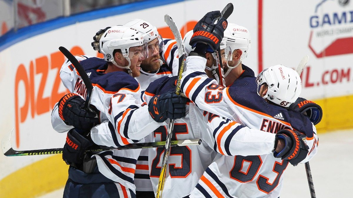 NHL Odds & Pick for Oilers vs. Canadiens: Back Edmonton if the Price is Right (Tuesday, March 30) article feature image