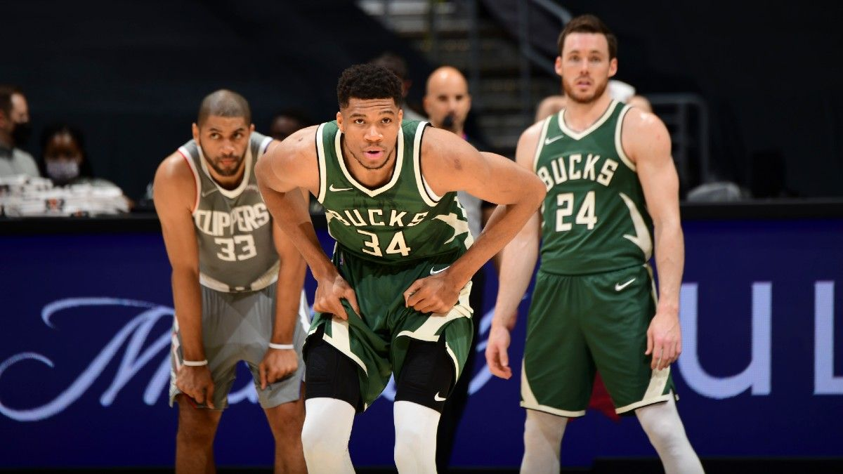 Bucks vs. Lakers NBA Odds & Picks: Milwaukee Should Cover Against Los Angeles Without LeBorn and Davis (March 31) article feature image