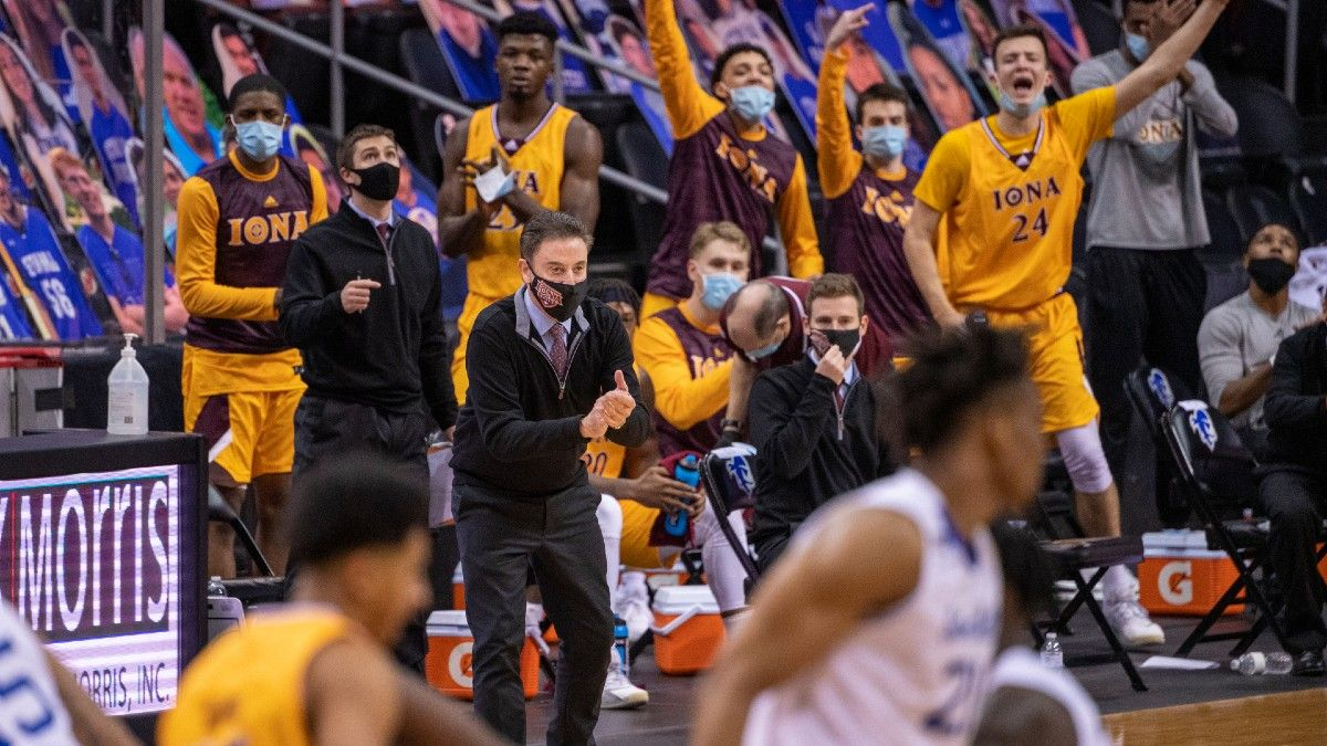 MAAC Championship Odds & Pick: Bet Iona To Punch NCAA Tournament Ticket Over Fairfield article feature image