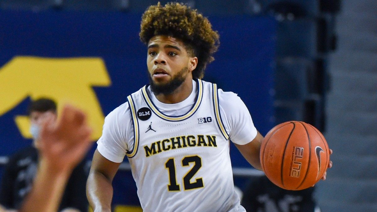 NCAA Tournament Player Prop Picks for Monday Early Evening: Best Bets Include Michigan, Ohio & UCLA (March 22) article feature image