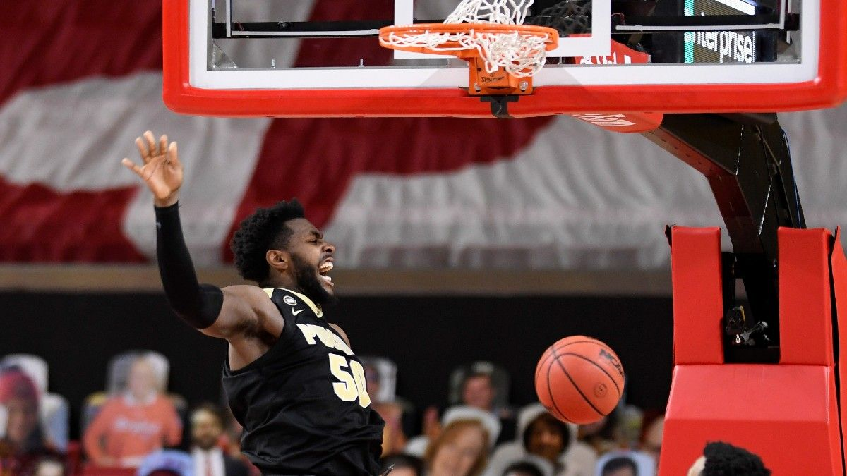 Wisconsin vs. Purdue Odds & Pick: Total Too Low, Even for Slow-Paced Big Ten Teams article feature image