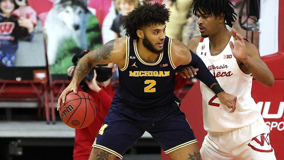 Maryland vs. Michigan Basketball Odds & Pick: Bet the Under In This Big Ten Tournament Quarterfinal article feature image