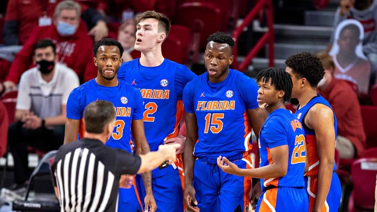 SEC College Basketball Conference Futures: Florida's Path Becoming Clear article feature image