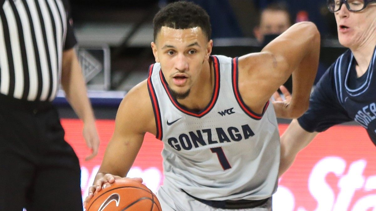 Saint Mary's vs. Gonzaga College Basketball Odds & Pick: Back a Low-Scoring WCC Tournament Game (Monday, March 8) article feature image