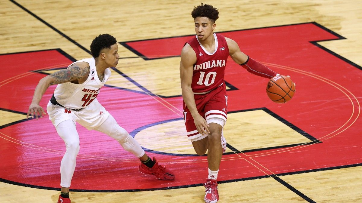 Rutgers vs. Indiana Odds, Betting Pick: Bank on Low-Scoring Affair in Big Ten Tournament (Thursday, March 11) article feature image