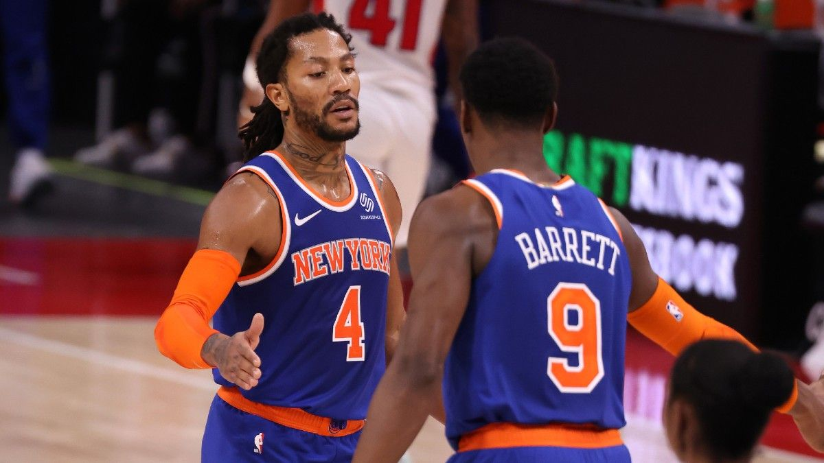 Knicks vs. Spurs NBA Odds & Picks: New York in Good Spot Against Beleaguered San Antonio (Tuesday, March 2) article feature image