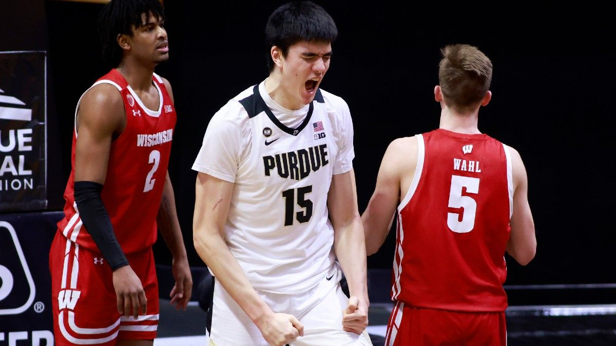 Indiana vs. Purdue College Basketball Odds & Pick: Bet Boilermakers To Roll Over Hoosiers article feature image