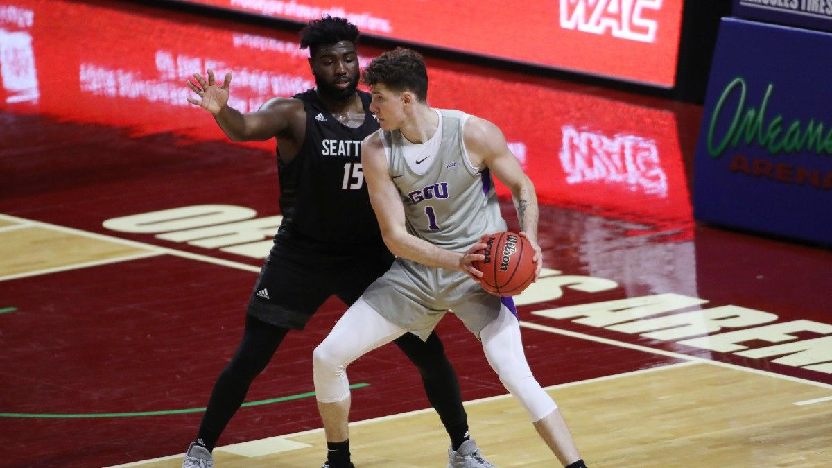 New Mexico State vs. Grand Canyon Odds, Pick, Prediction: Lopes Present Value as WAC Championship Underdog (March 13) article feature image