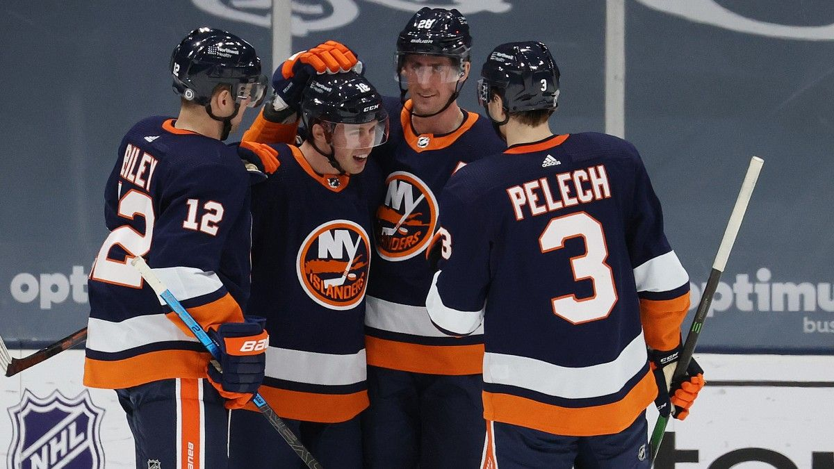 Islanders vs. Bruins NHL Odds & Pick: Isles Are a Live Dog vs. Boston on Thursday (March 25) article feature image