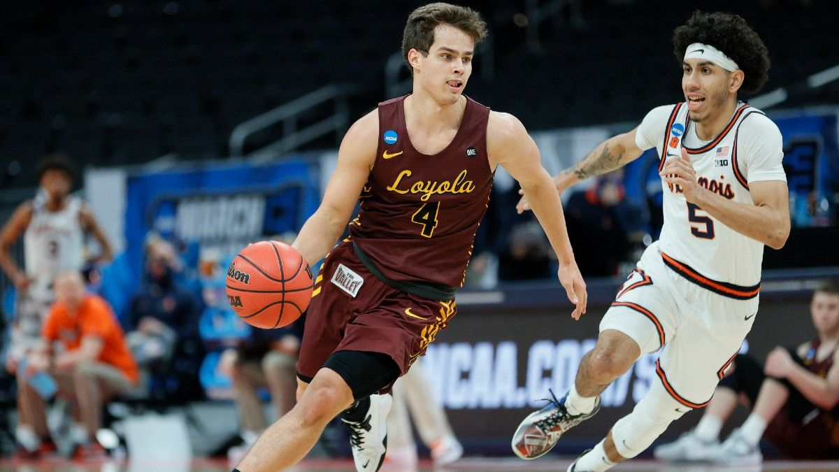 2021 NCAA Tournament: Loyola-Chicago vs. Oregon State Time, TV Channel, Live Stream, Odds article feature image