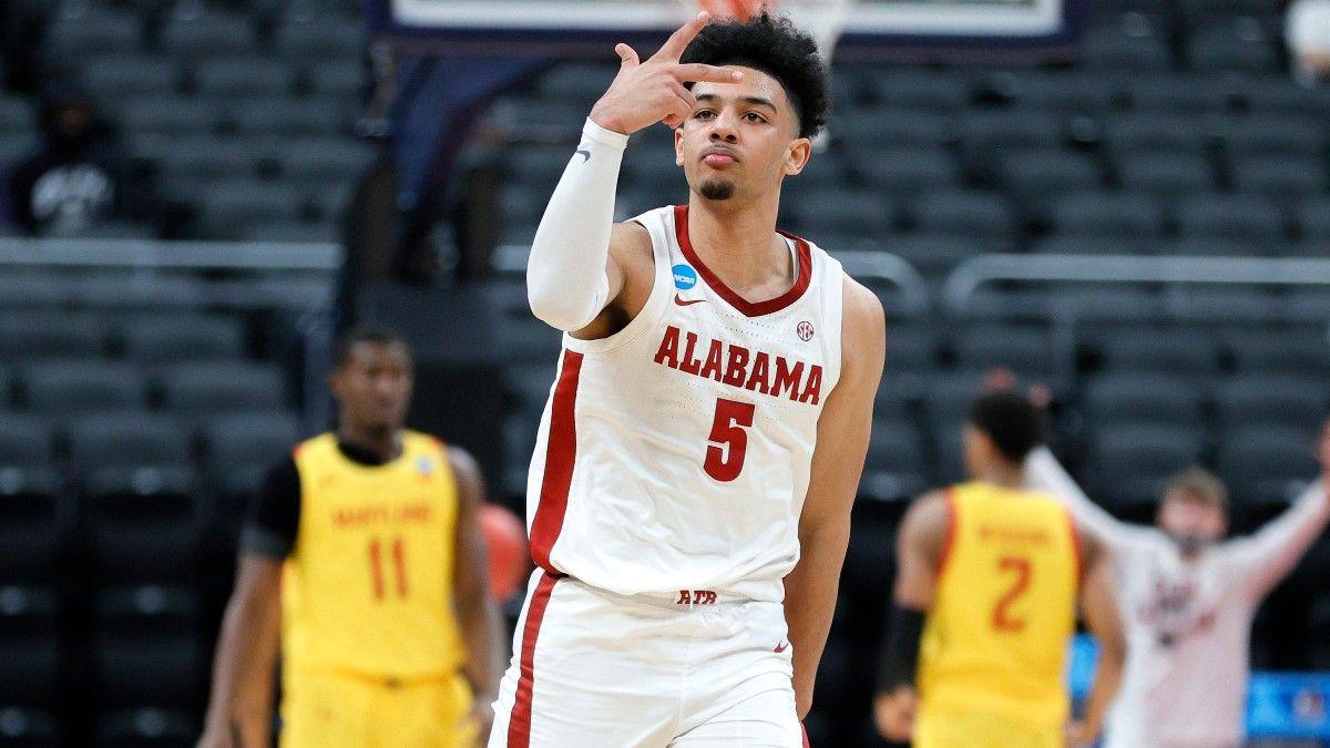 2021 NCAA Tournament Odds, Picks: Alabama vs. UCLA (March 28) article feature image