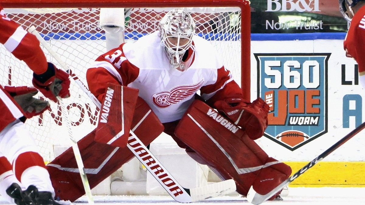Red Wings vs. Panthers Odds & Pick: Detroit Has Value, Even With Goaltender Mystery (Thursday, April 1) article feature image