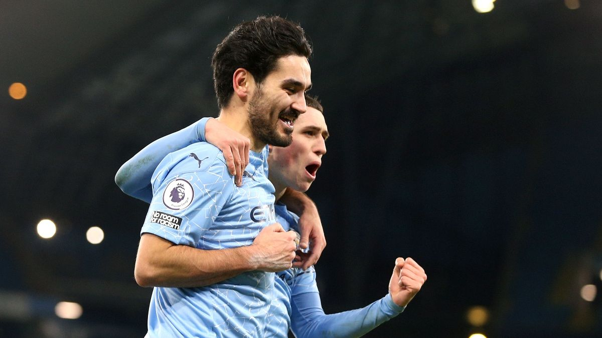 Premier League Betting Odds & Picks: Fulham vs. Manchester City (Saturday, March 13) article feature image