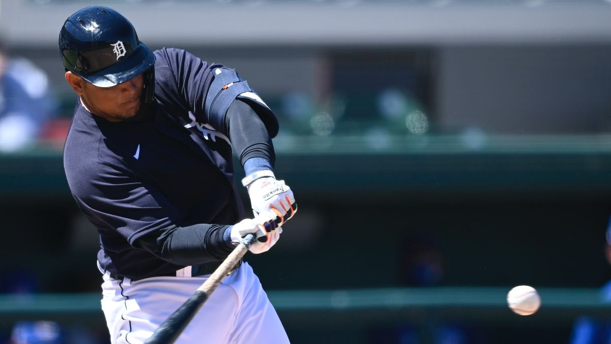 Indians vs. Tigers MLB Odds, Picks: Take Detroit Team Total article feature image