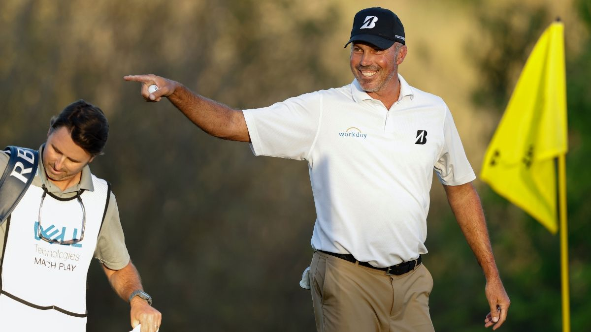 WGC-Dell Match Play Best Bets: Back Kuchar To Outlast Spieth in Sweet 16 Battle (Saturday, March 27) article feature image