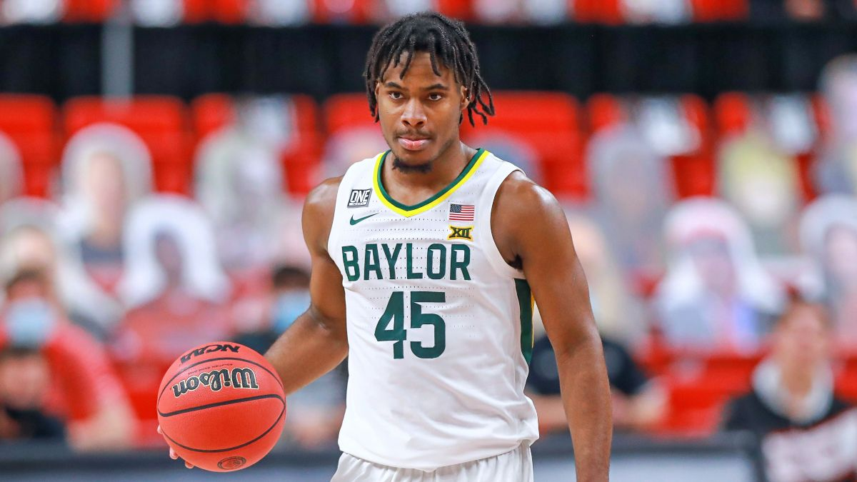 2021 NCAA Tournament Odds, Picks, Betting Predictions: Baylor vs. Hartford (March 19) article feature image