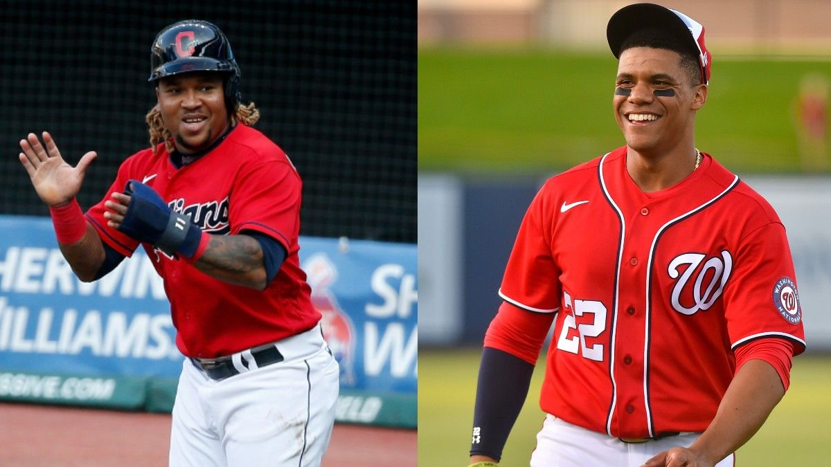 2021 MLB Betting Preview: José Ramírez, Juan Soto Best Bets to Claim MVP Awards article feature image