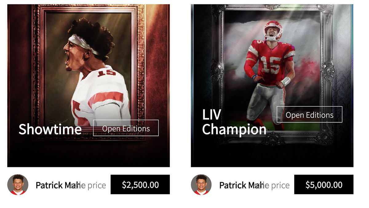 Patrick Mahomes Sells $3.4 Million Worth of NFTs In 20 Minutes article feature image