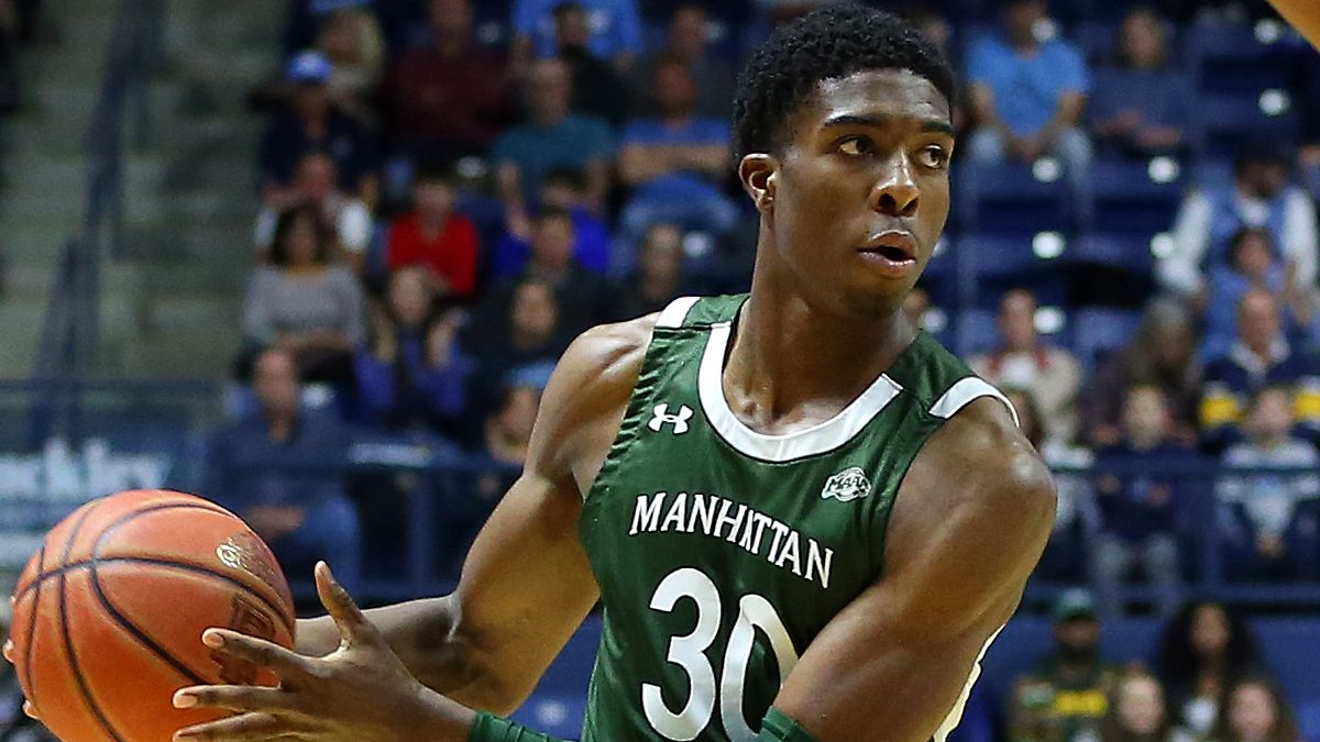 Manhattan vs. Fairfield College Basketball Odds & Picks: Sharps Backing The Jaspers article feature image