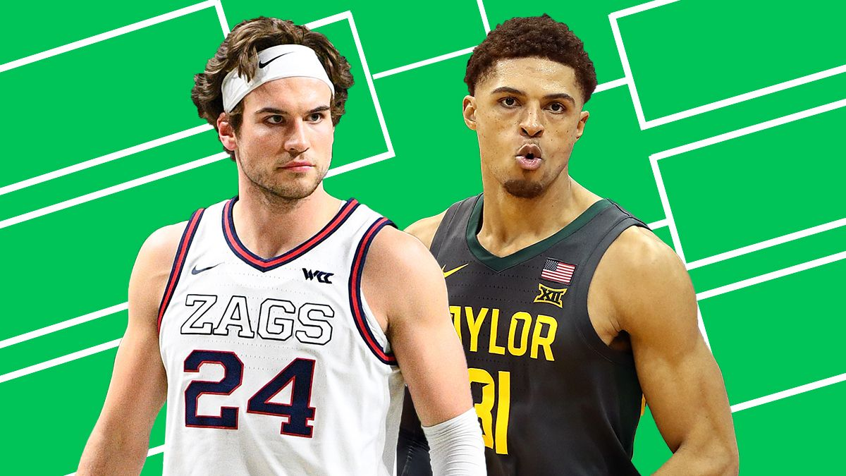 2021 NCAA Tournament Championship Odds & Picks: Our Best Bets for Baylor vs. Gonzaga article feature image