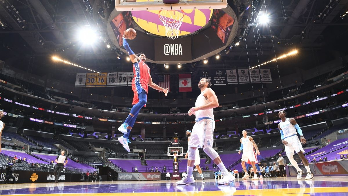 Tuesday's NBA Player Prop Bets, Picks, Predictions: Expect Big Nights From Tobias Harris, Seth Curry in Sixers' Game (March 30) article feature image