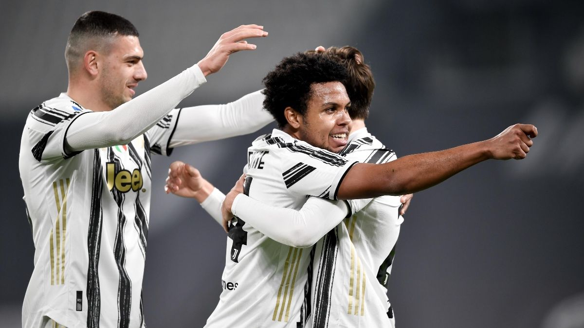 Tuesday Champions League Betting Picks & Predictions: Our Best Bets for Borussia Dortmund vs. Sevilla, Juventus vs. Porto (March 9) article feature image