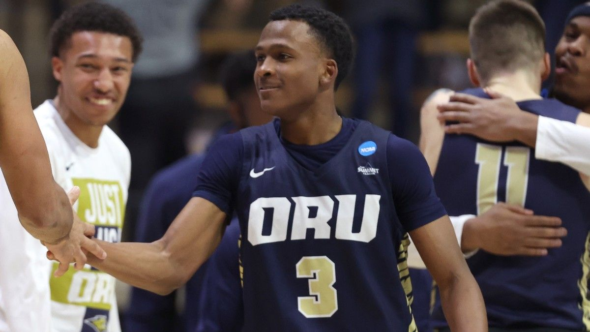 Oral Roberts Upsets Ohio State: NCAA Tournament Betting Results & History article feature image