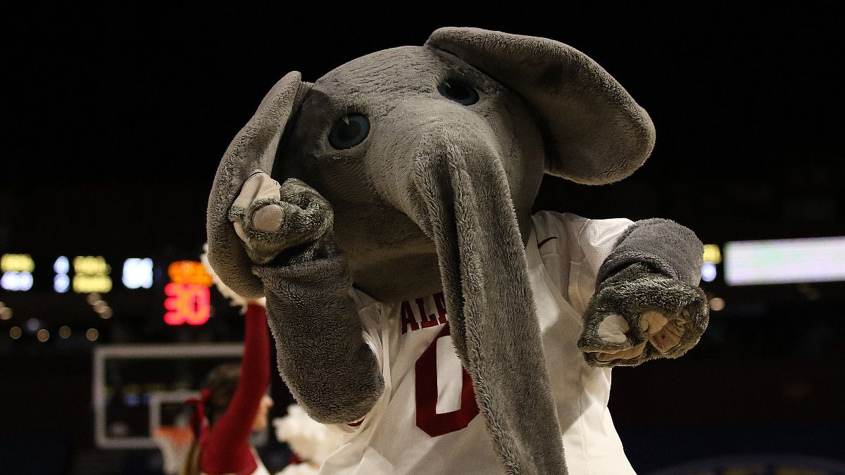 Alabama vs. UCLA Odds, Promo: Bet $1, Win $100 if Alabama Makes a 3-Pointer! article feature image
