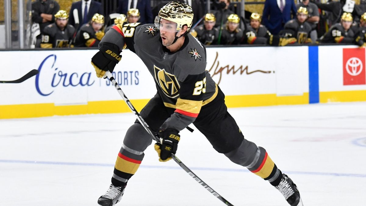 Wild vs. Golden Knights NHL Odds & Pick: Betting Market Is Too High on Vegas (Thursday, April 1) article feature image