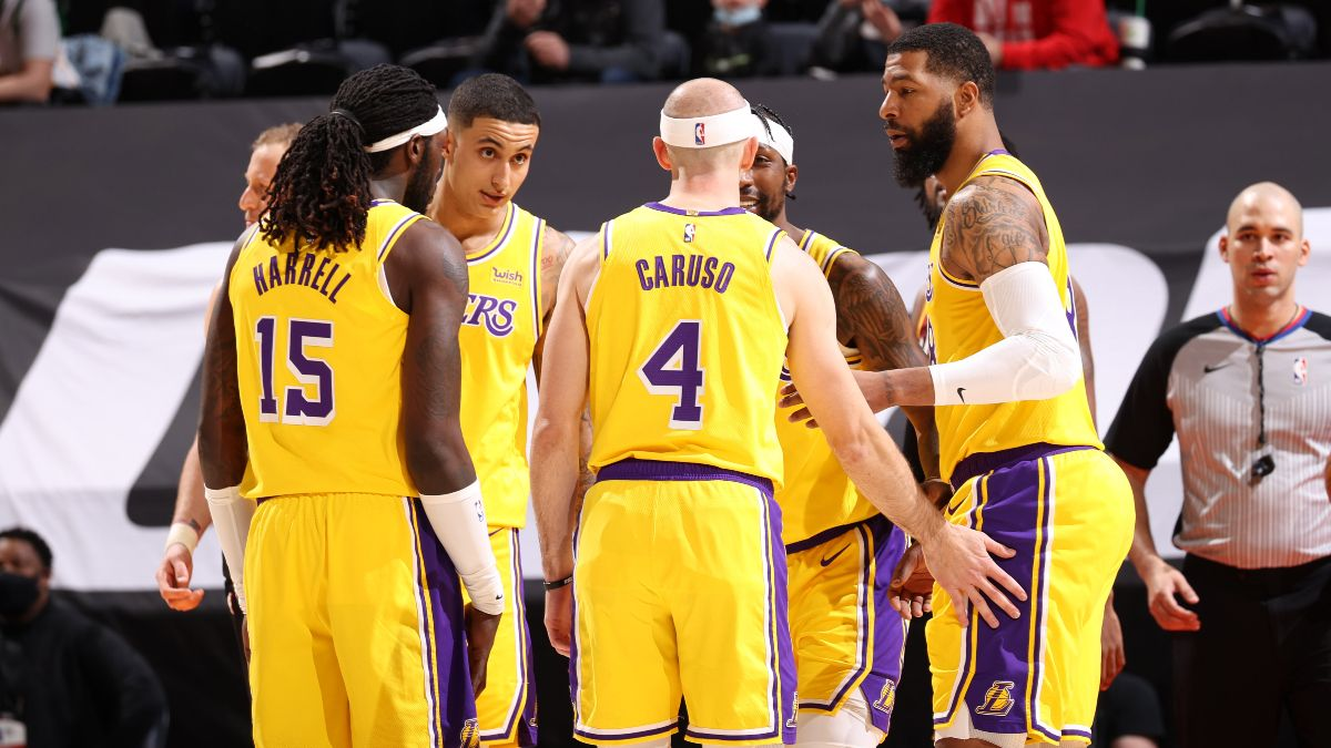 Lakers vs. Pelicans NBA Odds & Picks: No LeBron, No Problem! Back Lakers as Road Dogs article feature image