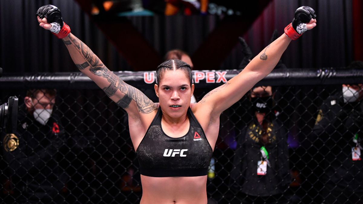 Amanda Nunes vs. Megan Anderson UFC 259 Odds, Pick & Prediction: How to Back the Women's MMA GOAT (Saturday, March 6) article feature image