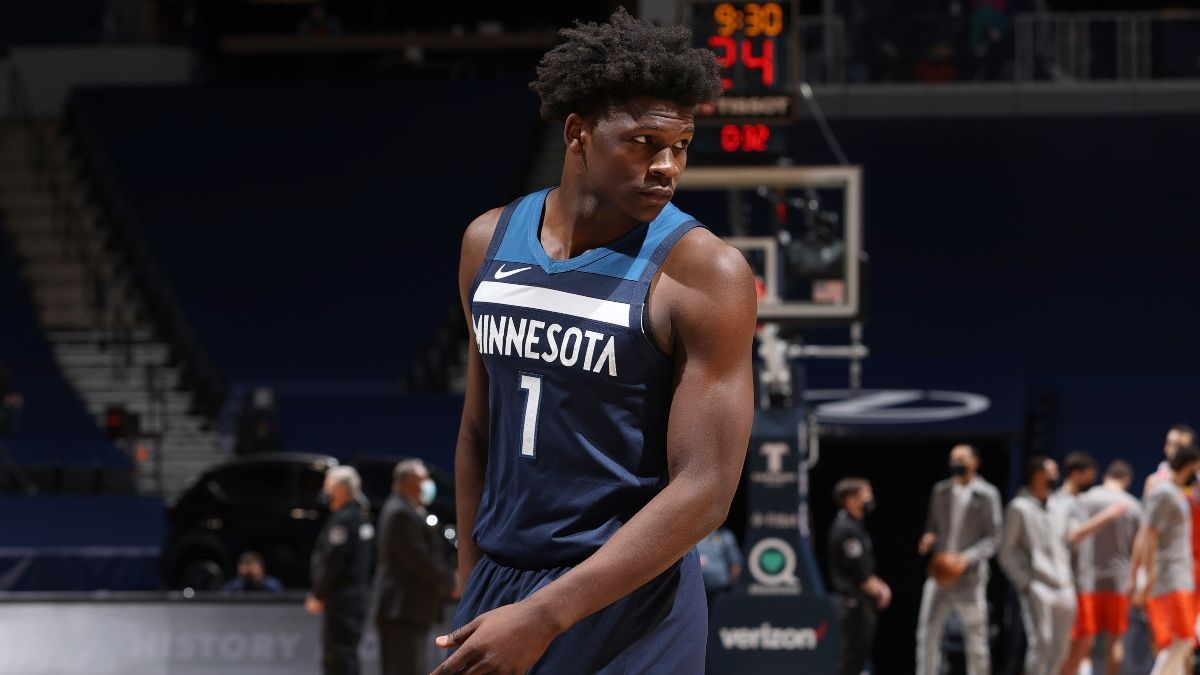 2020-21 NBA Rookie of the Year Odds: Anthony Edwards Becomes Favorite After LaMelo Ball Injury article feature image