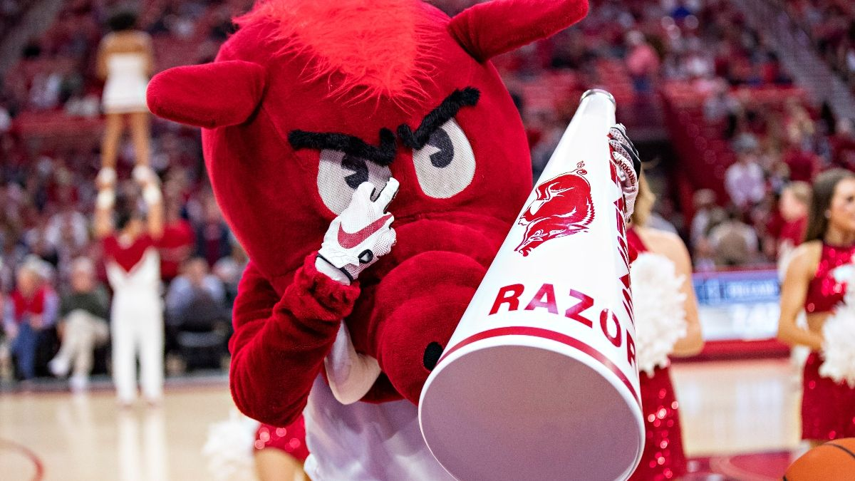 Arkansas vs. Oral Roberts Odds & Promo: Bet $5, Win $150 if the Razorbacks Win! article feature image