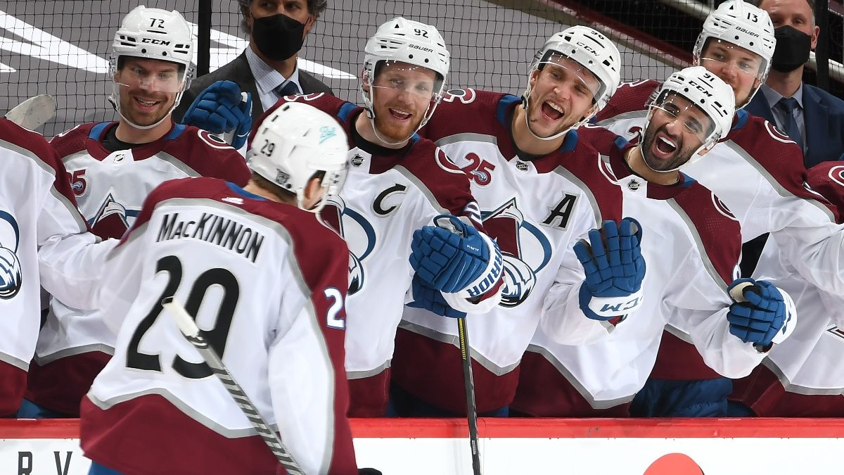 FOX Bet Colorado Promo: Win $50 if the Avalanche Score a Goal article feature image