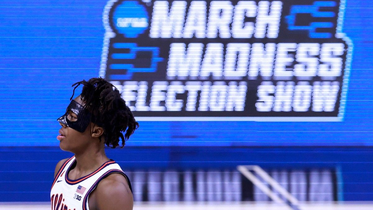 2021 NCAA Tournament Bracket Breakdown: Midwest Region Predictions & Betting Angles article feature image