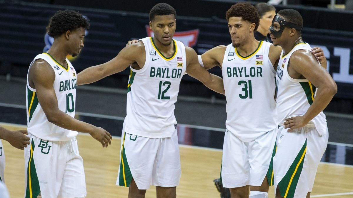 Baylor vs. Wisconsin Odds: Our Projected Spread, Total for NCAA Tournament Second Round article feature image